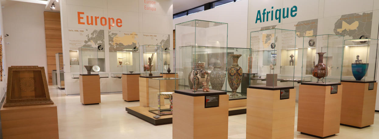 collection musée Jacques Chirac